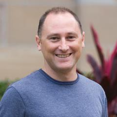 Professor Robbie Wilson